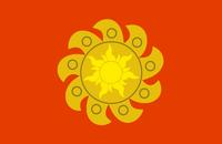 Flag of the Inca Empire