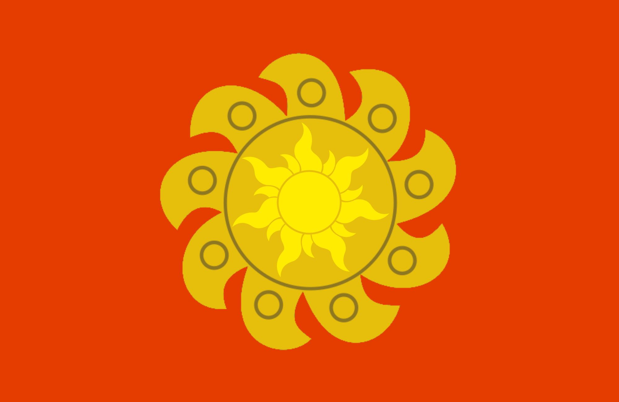 Image - Flag of the Inca Empire.png | Alternative History ...