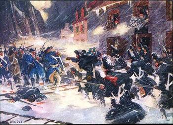 Quebec Uprising (Their British America)