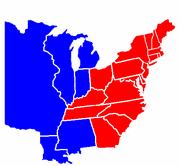 USA, 1840 FTBW