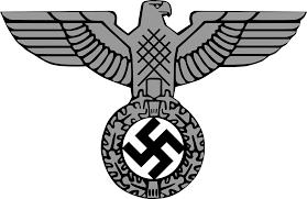 Reichsadler Mit Hakenkreuz