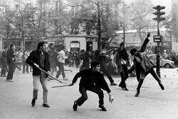 Mackinaw Riots 1
