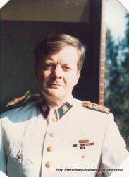 Mayor de Ejército Juan Carlos Stack