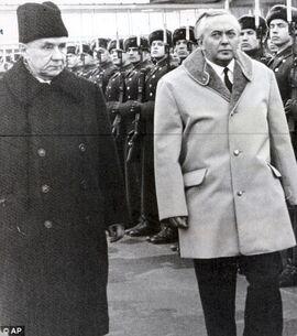 Вильсон в СССР