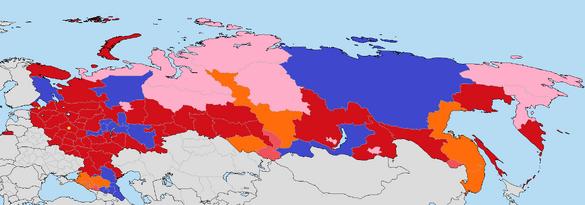 Границы РФ (1991)