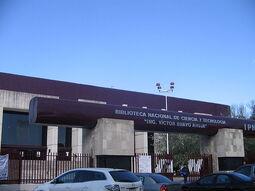 Biblioteca Nacional de Ciencia y Tecnología Ing. Víctor Bravo Ahuja