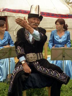 Kyrgyz Manaschi, Karakol