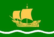 Flag of Sudervik Fylk (The Kalmar Union)
