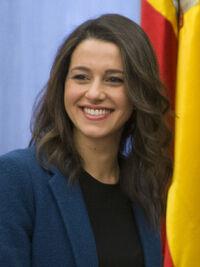 Inés Arrimadas (cropped)
