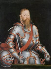 Lucas Cranach the Younger - Prince Elector Moritz of Saxony (1578) - Google Art Project.jpg