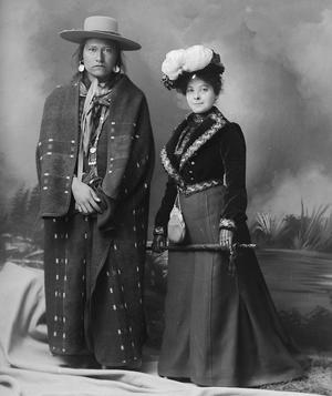 Shoshoni Couple (The Kalmar Union)