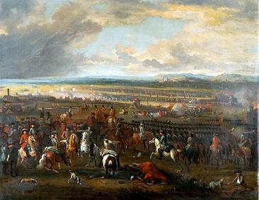 Battle of Chiari, 1701