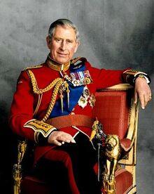 Carlos III del reino unido