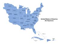 States of the United States (No Napoleon)
