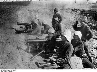 Английские войска в Аравии