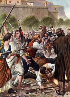 Восстание в Палермо