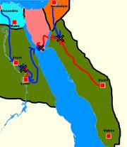 Ayyubiden Krieg