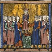 Balduino V - coroação