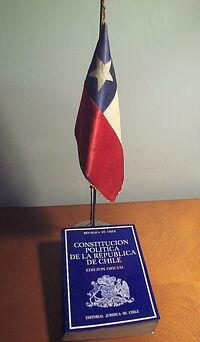 Constitución Política de la República de Chile 1980