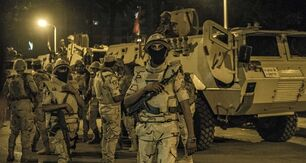 Egypt soldiers october 2015 afp