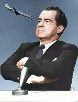 Im Sturzflug auf Nixon