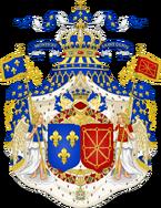 Герб Франции ДЗК