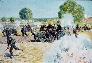 Французы под Висамбуром