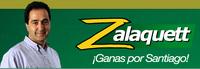 Afiche de Campaña Zalaquet