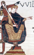 Bayeux Tapestry William