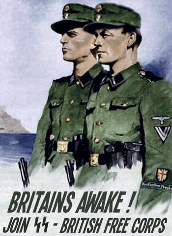 British ss freecorps