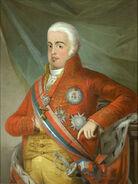 Domingos Sequeira - D. João VI