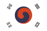 Flag of Korea (1882)