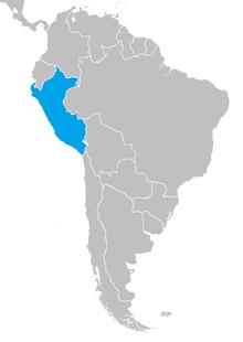 Mapa peru asxx