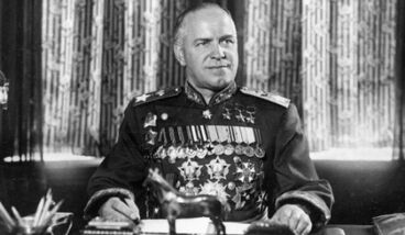 Marschall Schukow K19
