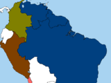 South American Traders Emergency Coalition (Rebuild Map Game)