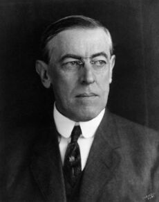 Woodrow wilson 1910s