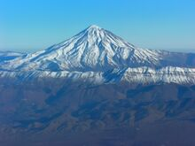 Aerial View of Damavand 26.11.2008 04-25-38