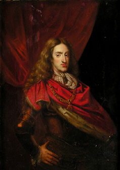Charles II of Spain anonymous portrait