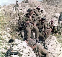 Badakh Army 1994