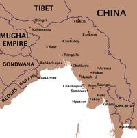 Map of Hanthawaddy (PM)