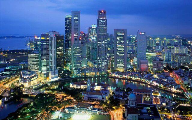 File:Aerial View of Singapore.jpg