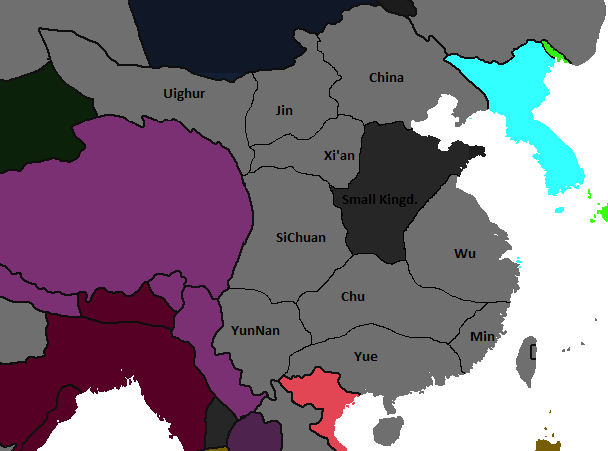 Chinese Nations PMIII