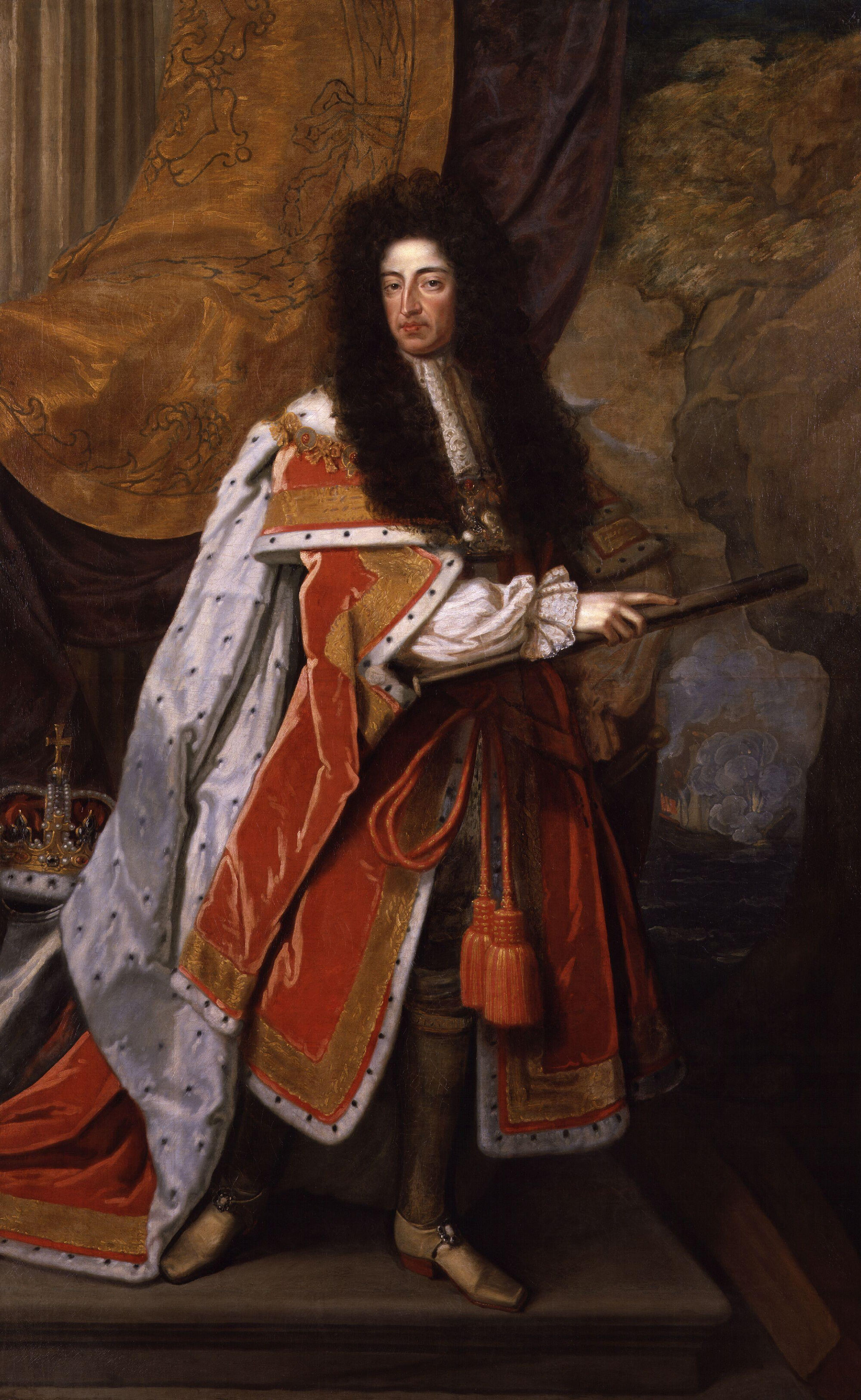 William Iii And Ii An Orange Dynasty Alternative