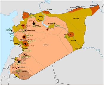 Syrian Civil War (SIADD)