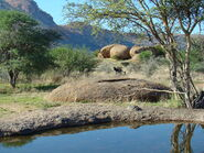 Vordebergen Namibia