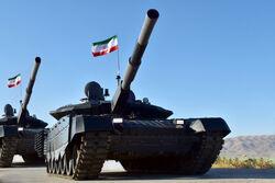 Иранские танки