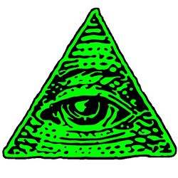 Green Eye of Providence