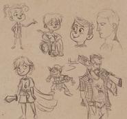 JUL17 - Sketching