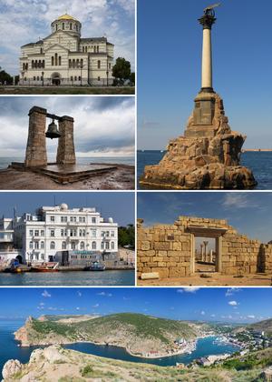 Sevastopol Collage 2015