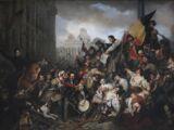 Война за независимость Бельгии (Царствуй на славу)